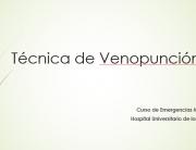 Venopunción